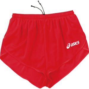 ASICS(アシックス) レディスランニングパンツ レッド XT2524 O