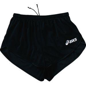 ASICS(アシックス) レディスランニングパンツ ブラック XT2524 S