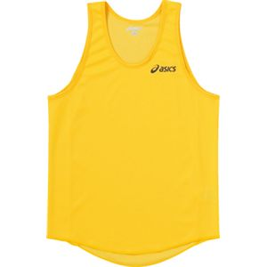 ASICS(アシックス) Jr.メンズランニングトップ イエロー XT3005 150