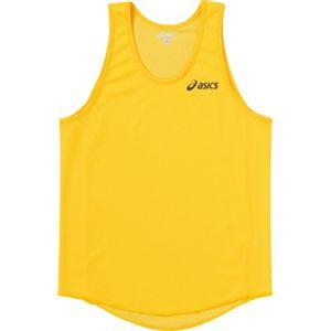 ASICS(アシックス) Jr.メンズランニングトップ イエロー XT3005 160