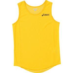 ASICS(アシックス) Jr.レディスランニングトップ イエロー XT4005 140