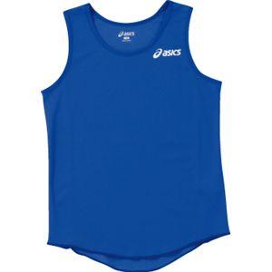 ASICS(アシックス) Jr.レディスランニングトップ ブルー XT4005 160