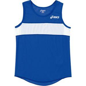 ASICS(アシックス) Jr.レディスランニングトップ ブルー XT4006 160