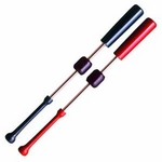 『パワースラッガー』 ミートポイント練習用 アベレージヒッター用 85cm×1130g平均 レッド