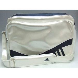 adidas(アディダス) エナメルバッグ ホワイトベース r8646-521520