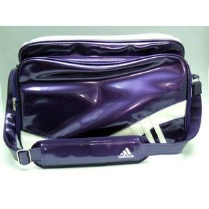 adidas(アディダス) エナメルバッグ エッグプラント r8646-757760