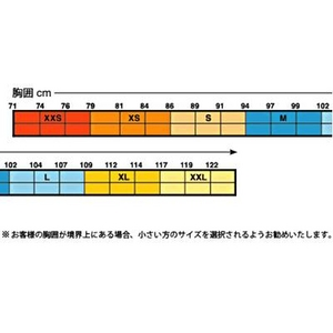 SKINS SPORT ショートスリーブトップ レッド/グレー Lサイズ