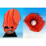 ミズノ グローバルエリート 硬式グローブ 投手用 右投げ 11サイズ スプレンディッドオレンジ − 36,000円