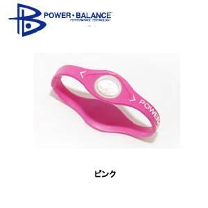 POWER BLANCE(パワーバランス) シリコンブレスレット ピンク [国内正規品] Sサイズ