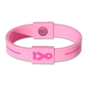 EFX(イーエフエックス) ピンクリボン パフォーマンス リストバンド スポーツブレスレット ピンク[正規品]4001567A-013 Lサイズ