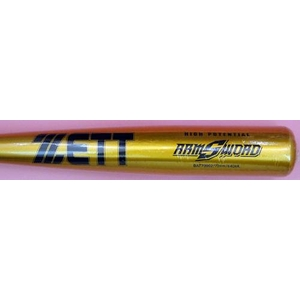 ZETT(ゼット) 少年軟式バット『ARMSWORD』  72cm×540g平均 BAT70902-5600 オレンジゴールド