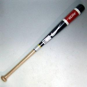 ナイキ 木製トレーニングバット 『DIAMOND ELITE』 ネイビー×レッド×ホワイト 85cm×1000g平均
