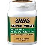 次世代プロテイン♪ SAVAS(ザバス) 『スーパーマルチタブ ボトル150 』 ボトル(150g/標準500粒入り) CJ3474 画像1