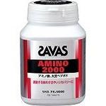 次世代プロテイン♪ SAVAS(ザバス) 『アミノ2000 ボトル420 』 ボトル(420g/標準700粒入り) CZ2436