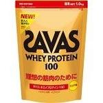 次世代プロテイン♪ SAVAS(ザバス) 『ホエイプロテイン100(ココア) ビッグ』 1.0kg CZ7367 画像1
