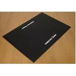 エクササイズ アルインコ マット エクササイズフロアマットミニ EXP100 ブラック 幅700×奥行1000×厚さ6(mm) ブラック 幅700×奥行1,000×厚さ6(mm)