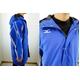 MIZUNO(ミズノ) ジュニア用 冬の防寒に必須! ロングコート ブルー(22) 160サイズ - 縮小画像2