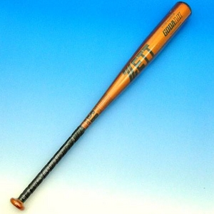 2010年NEWモデル先行販売!【ZETT】 少年軟式 金属バット GODA-LH 80cm bat78180-5600 オレンジゴールド(5600) 80cm/530g平均