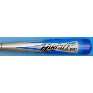 2010年NEWモデル先行販売!【ZETT】 少年軟式 金属バット 『AIRCUT ML(エアーカットML)』 75cm bct79805-1323 シルバー×ブルー(1323)