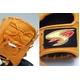 Zeems(ジームス) 新シリーズ『EPO RISE エポライズ』硬式 内野手用グローブ 2塁(セカンド) オレンジ   ☆☆☆送料無料☆☆☆ 写真2