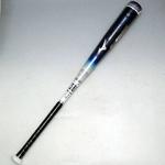 09年ニューカラー♪ MIZUNO(ミズノ) 軟式バット 『BEYOND MAX KING(ビヨンドマックスキング)』 カーボン製 ブルー×ホワイト 2tb-42740 ブルー×ホワイト