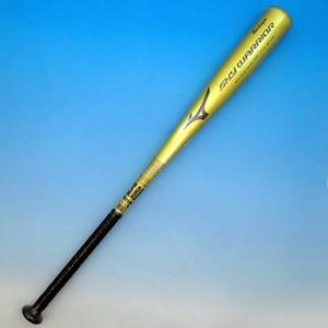 MIZUNO(ミズノ) 軟式少年用バット Buw League 『SKY WARRIOR』 2TY-81110 ゴールド(50) 81cm/540g平均