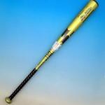 SSK(エスエスケイ) 軟式一般用バット 『Sky Holder(スカイホルダー)』 オールラウンドバランス ライトグリーンゴールド 83cm/710g平均