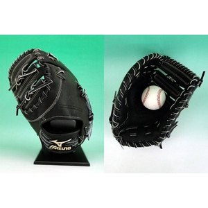 硬式グローブ 一塁手用 TK型 ブラック 左投用 MIZUNO(ミズノ) グローバルエリート