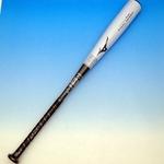 10年カタログ外商品 MIZUNO(ミズノ) 軟式バット 『(ビューリーグ)ファイナルカーボ』 カーボン製 ブラック×ホワイト 83cm×平均600g 2TP-40330-01