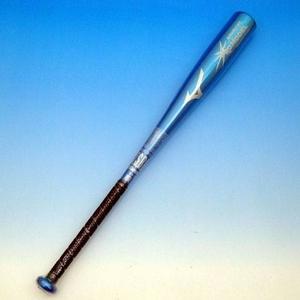 【2010年モデル】 MIZUNO(ミズノ) 少年軟式バット 『プロモデルシリーズ』 イチローモデル 金属製 ブルー