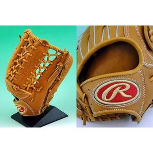 軟式用グローブ 『プロプリモシリーズ』 外野手用 ライトブラウン Rawlings(ローリングス)2010年モデル