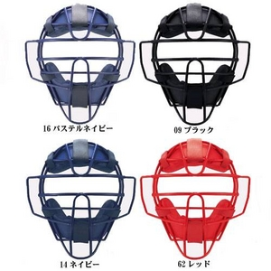 MIZUNO(ミズノ) 軟式野球用 キャッチャーマスク 2QA-340 ネイビー(14)