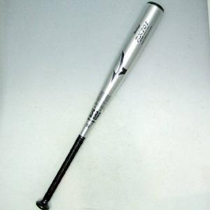 09年モデル MIZUNO(ミズノ) 一般軟式金属バット 『(ビューリーグ) RX701』 2tr-43400 80cm×750g シルバー