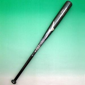 【2010年モデル】 MIZUNO(ミズノ) 軟式一般用バット ビューリーグ プロモデル イチロー型 【2TR45340-IS】 ブラック 84cm×730g平均