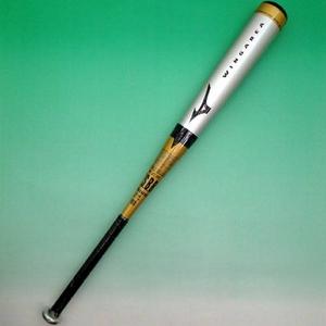 2010年モデル MIZUNO(ミズノ) ビューリーグ 一般軟式用バット ウイングエリア 83cm 平均710g 【2tr45430-50】 ゴールド