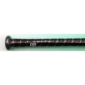【2010年モデル】 ZETT(ゼット) 軟式一般用バット 『GODA-zeroF』 【BAT39143】 シルバー(1300) 83cm×690g平均