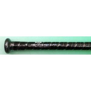 【2010年モデル】 ZETT(ゼット) 軟式一般用バット 『GODA-zeroF』 【BAT39144】 ブラック(1900) 84cm×700g平均