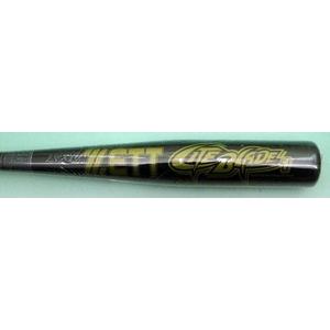2010年モデル ZETT(ゼット) 少年軟式用バット 『ライトブレード-1』 ブラック(1900) 78cm×590g平均