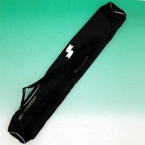 【2010年モデル】 SSK(エスエスケイ) ナイロンバットケース 2本入れ用 ブラック ブラック(90)