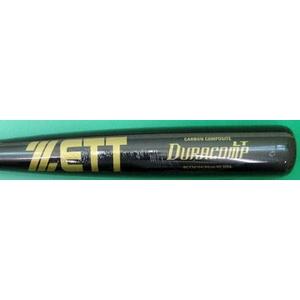 2010年モデル ZETT(ゼット) 軟式用金属製バット 『DURACOMP LT(ジュラコンプLT) 』 bct39104-1319 シルバー×ブラック(1319) 84cm×600g平均