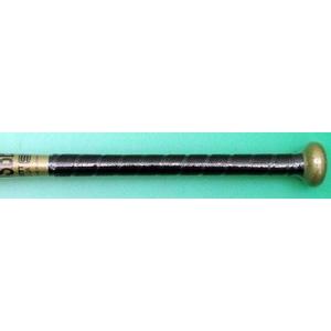 2010年モデル ZETT(ゼット) 軟式用金属製バット 『DOUBLECOMP(ダブルコンプ) 』 bct39204-8229 ゴールド×ネイビー(8229) 84cm×700g平均