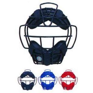ZETT(ゼット) 少年軟式野球用キャッチャーズギア 『少年軟式野球用マスク J.S.B.B』 BLM7110 レッド