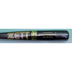 ★☆ラミレス選手首位打者記念☆★ ZETT(ゼット) 一般軟式用バット『ラミレスモデル』 ダークブラウン(3800) 84cm×760g平均