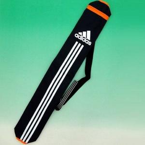 adidas(アディダス) 少年用バットケース 1本入れ ダークネイビー×オレンジ(E37379) 【2セット】