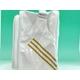 【2010商品】 adidas(アディダス) adidas Professional ベースボール ショルダーバッグ ホワイト×ライトオールドゴールド E37697 写真3