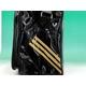 【2010商品】 adidas(アディダス) adidas Professional ベースボール ショルダーバッグ ブラック×ライトオールドゴールド E37698 写真3