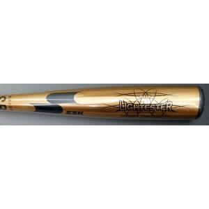 ★☆2010年モデル最速!!!☆★ SSK(エスエスケイ) 軟式少年用バット『LIGHTESTER(ライテスター)』 超々ジュラルミン Nゴールド 76cm×500g平均