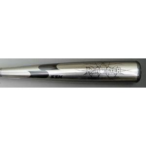 ★☆2010年モデル最速!!!☆★ SSK(エスエスケイ) 軟式少年用バット『LIGHTESTER(ライテスター)』 超々ジュラルミン Gシルバー 80cm×520g平均