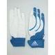 adidas(アディダス) デザインもGoodなジュニア用グローブ 今岡モデル ホワイト×ブルー XL 写真2