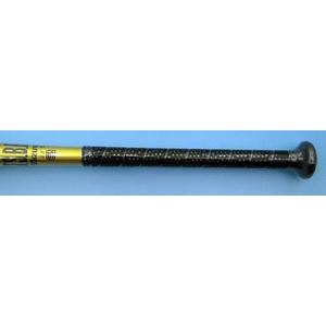 【2010年モデル】 MIZUNO(ミズノ) 軟式用バット『SKY WARRIOR』 塗装タイプ ゴールド(50) 85cm×610g平均